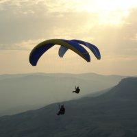 Paragliding :: Дарья Рахманова