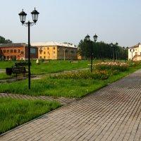 Парк :: Дмитрий Арсеньев