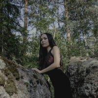 ведьма :: Nina Zhafirova