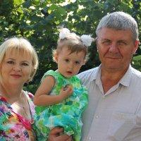 Семейная идилия :: Марина Труфанова