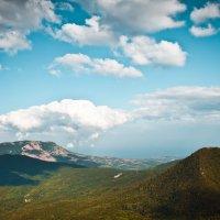 Простор. 1524м над уровнем моря :: Солнечная Лисичка =Дашка Скугарева