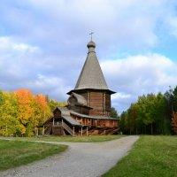 церковь :: Natali Ushakova