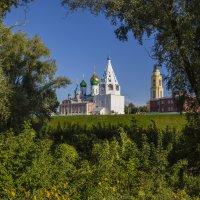 Коломенские храмы. :: Igor Yakovlev
