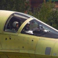 Потому, потому что мы пилоты.. :: Алексей Поляков