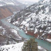 Зима в горах :: Виктор Осипчук