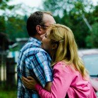 Танец отца и дочери :: Наталья Репницына