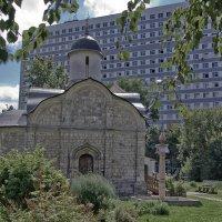 церковь Трифона :: Яков Реймер
