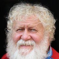 Сувенирный дед. :: Николай Кондаков