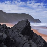 побережье Португалии :: михаил