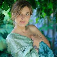 В тени винограда :: Mila Makienko