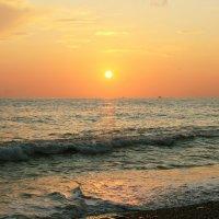 Морской закат :: Olga Panova