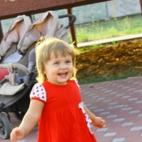 Маленькая моя :: Mariya Zybkova