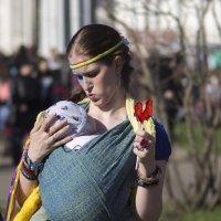Мать и дитя :: Алексей Соминский