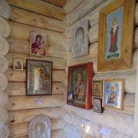 Часовня в Купуе... :: Владимир Павлов