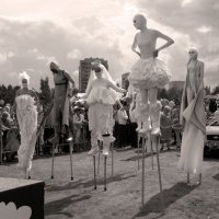 призраки на выгуле :: Мария Есина