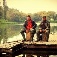 Рыбаки :: Артём Васильченко
