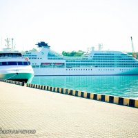 Морской порт. г. Одесса :: Артём Васильченко