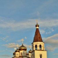 купола :: Алексей Векшарев