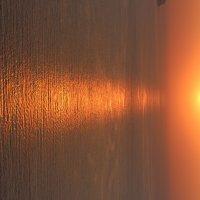закат на Санторини :: Виктор Чепелев