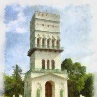 Белая башня :: Денис Матвеев