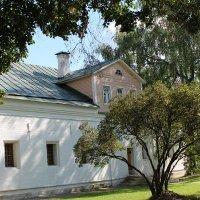 Больничные палаты в Новодевичьем монастыре :: Елена Рубцова