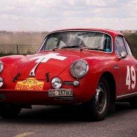 Porsche 356 :: Роман Фёдоров