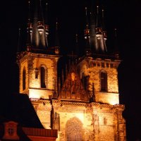 Прага :: Юлия Кулиева