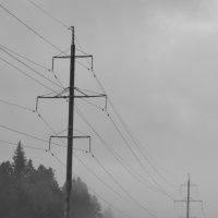 Туман :: Риф Сыртланов