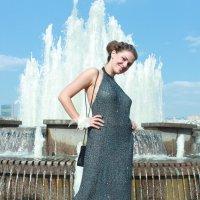 Дружка невесты. Таня. :: Александр Яковлев  (Саша)
