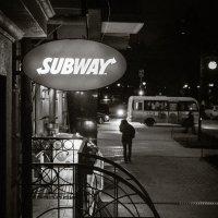 Ночной город :: Макс Райф