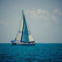 Яхта :: Геннадий Тимохин