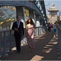 На мосту :: Елена Жукова