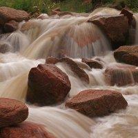 горная река :: Алексей Карташев