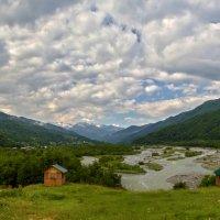н.Теберда,смотровая площадка! :: Vadim77755 Коркин