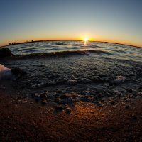 Вышневолоцкое водохранилище :: Артур Кулагин