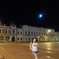 Ночная прогулка :: Наталия Дмитренко