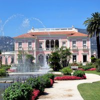 Villa Ephrussi de Rothschild :: Alex Podobaev