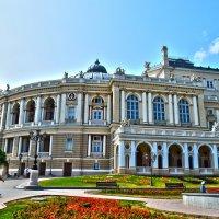 Театр оперы и балета :: Кристина Рагозинскя