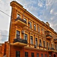 Плоский дом в Одессе :: Кристина Рагозинскя