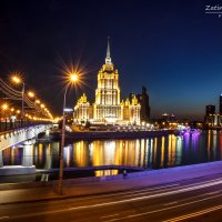 Гостиница Украина :: Natasha Zatinatskaya
