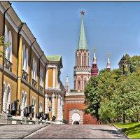 Кремль :: Борис Гольдберг