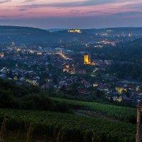 Ночной Вюрцбург, Бавария :: Ксения kd-photo