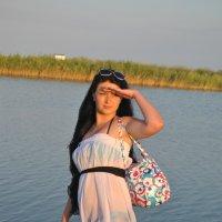У воды :: Наташа Лубина