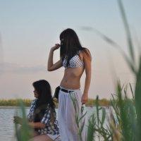 Камушки в воду :: Наташа Лубина