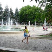 Фонтан у подковы. :: Виктор Лавриченко