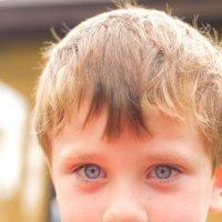 Голубоглазый мальчонка :: Павел Скобеев