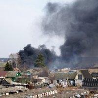 Пожар :: Виктория Горячева
