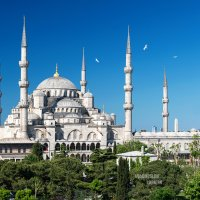 Голубая мечеть, Стамбул :: Вячеслав Лопатин