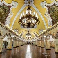 Московское метро :: Вячеслав Лопатин
