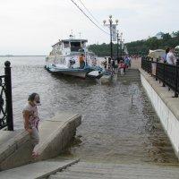 Подъем воды на Амуре :: Екатерина Калашникова